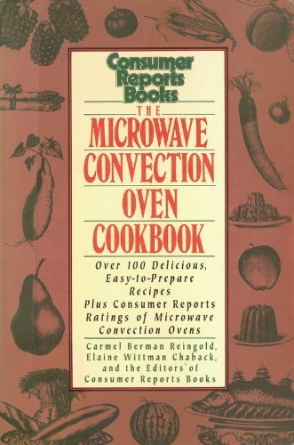 Microwave Convection Oven Cookbook by Carmel Berman Reingold (1990-06-03)