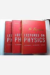 Feynman Lectures on Physics, Vol. I, II, and III Hardcover