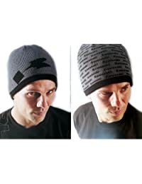 Kawasaki Breakthrough Reversible Beanie Grey