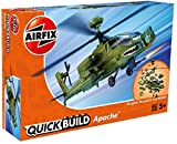 Airfix Quickbuild Boeing Apache Airplane Model