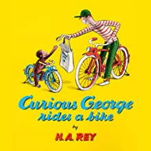 Curious George Rides a Bike, The Little Red Hen, 14 Rats and a Rat Catcher, and more Audiobook by H.A. Rey, Paul Galdone, James Cressey, Jane Yolen Narrated by Bruce Johnson, Roberta Maxwell, Roderick Cook, Jane Yolen