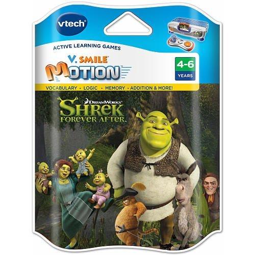 V Smile V Motion Game Shrek 4 [Import UK] UK] UK] 7ae7d1
