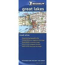Michelin Great Lakes Road Atlas