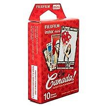 Fujifilm Instax Mini Film Oh Canada! Multicolor