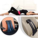 lcfun Back Massage Stretcher Arch Black Magic