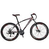 Mountain Bike TSM X1 Bicycle 27.5 Inch Dual Disc Brake Bike