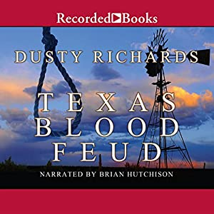 Texas Blood Feud Audiobook