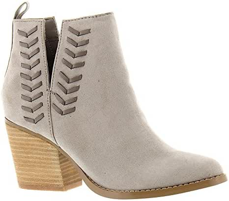 Carlos by Carlos Santana Women's Whitley Ankle Boot