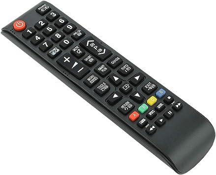 Vbestlife Mando a Distancia para Samsung TV Reemplazo de Control Remoto Original TV para Samsung BN59-01199G: Amazon.es: Electrónica