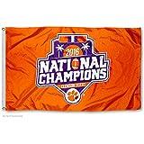Clemson University 2016 National Championship Flag