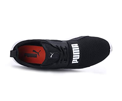 5903ba6fa98bf1 Puma Men s Black Abiko Mesh Casual Shoes - 6  Buy Online at Low Prices in  India - Amazon.in