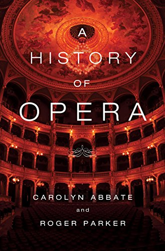 A History of Opera by Brand: W. W. Norton Company