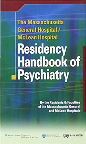 The Massachusetts General Hospital/McLean Hospital Residency