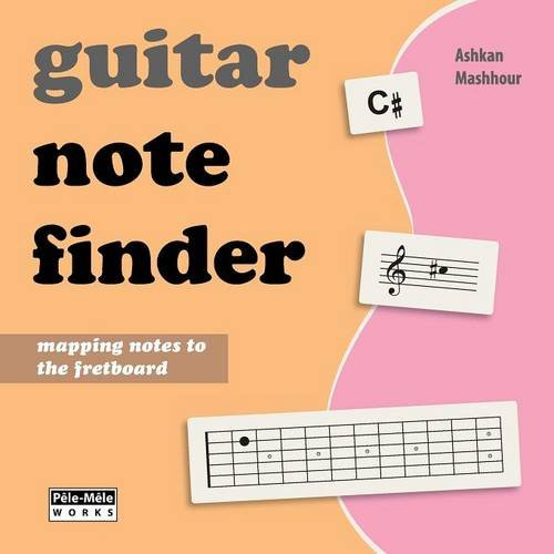 (Guitar Note Finder: Learn the Notes on the)