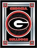 Holland Bar Stool Company NCAA Georgia Bulldogs G Logo Mirror, 17 X 22-Inch