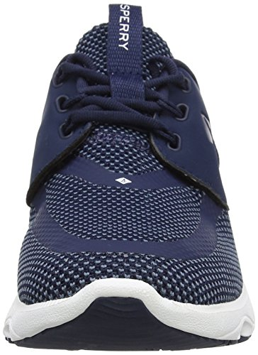 Sperry Top-Sider Mens 7 Seas 3-Eye Boating Shoe Navy QgrRVW2a9