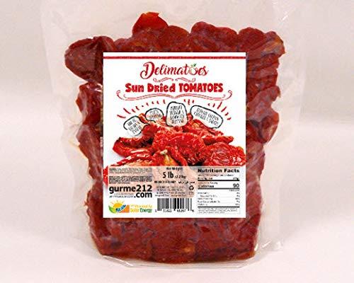 Gurme212 Delimatoes 5 lb Sun Dried Tomato ()