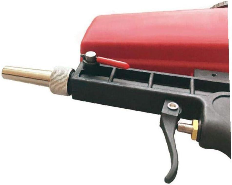 JBNS Minihand Airliner Pneumatische Sandstrahlpistole Strahlger/ät Sandstrahlmaschine Spray Poliermaschine