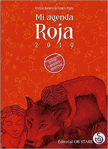 Mi agenda roja 2019: Amazon.es: Cristina Romero, Francis ...