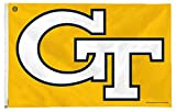 Georgia Tech – 3′ x 5′ NCAA Polyester Flag Review