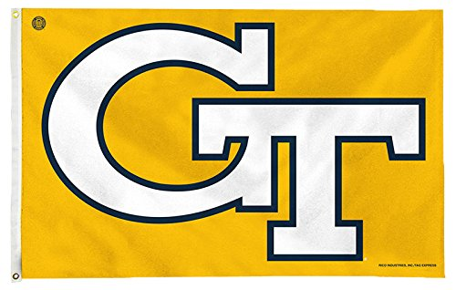 Georgia Tech - 3' x 5' NCAA Polyester Flag