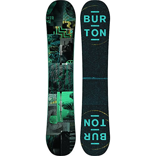 Burton Men's Descendant '18 158 Multi 158 ()