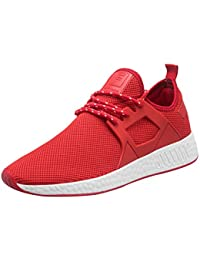 Mens Running Shoes Casual Walking Sneakers Fashion Workout Athletic Shoe for Men Sport Aerobics Volleyball