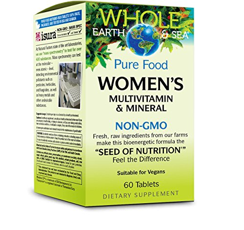The Best Whole Earth Pure Food Multivitamin