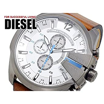 771ff94a7d Amazon | (ディーゼル) DIESEL クオーツ メンズ クロノ 腕時計 DZ4280 ...