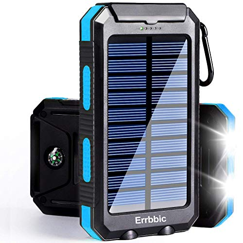 Solar Power Bank Portable