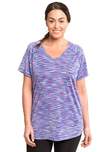 RBX Active Womens Sleeve V Neck product image