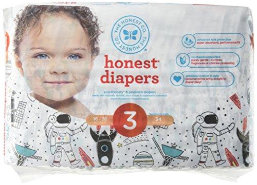 honest company diaper size 4 - 6