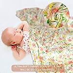 NOZAAM-Infant-Receiving-Blanket-Nursery-Swaddling-Blankets-Gift-for-Newborn-Baby-Girls-Boys