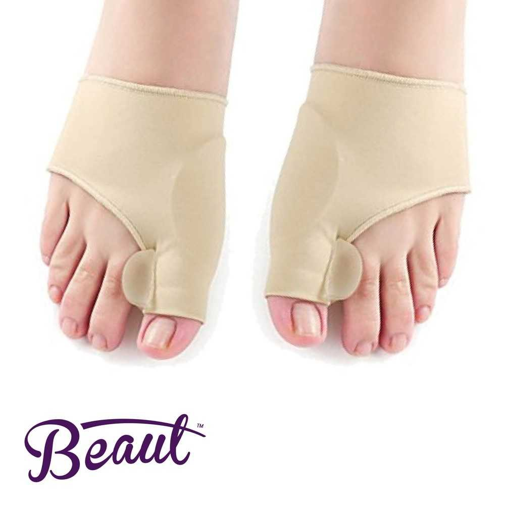 1df00e58434 Bunion Corrector and Orthopedic Hallux Valgus Relief Splint Gel Bunion Pads  Sleeves Brace – Toe...