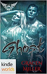 Paranormal Dating Agency: GHOST (Kindle Worlds Novella) (Grim Riders MC Book 1)