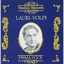 Giacomo Lauri-Volpi (Prima Voce)