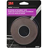 3M Exterior Attachment Tape, Ideal for