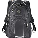 High Sierra Elite Fly-By TSA Friendly Black Compatible With 17'' Laptop / MacBook Pro Backpack