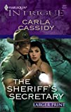 The Sheriff's Secretary, Carla Cassidy, 0373888511