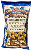 CONEY ISLAND CLASSICS Kettle Corn Sweet and Sea Salty, 8 Ounce (Pack of 12)