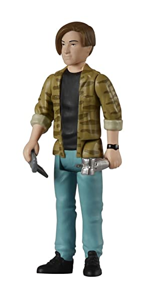 The Terminator Kyle Reese Inch Retro Action Figure ReAction 3 3//4