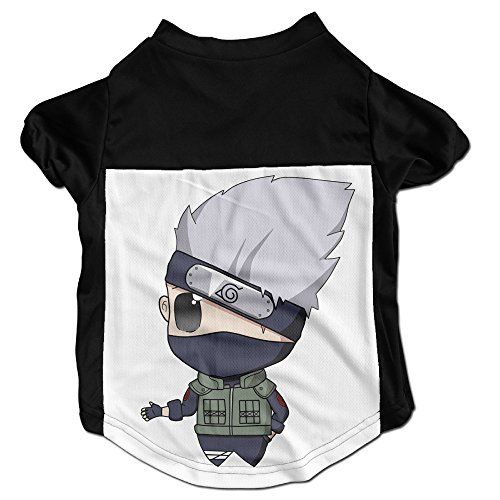 [Kakashi Classy Puppy Dog Clothes Sweaters Shirt Hoodie Coats] (Kakashi Hatake Costumes Contact Lenses)