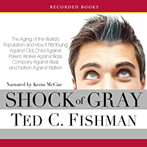 Shock of Gray Audiobook