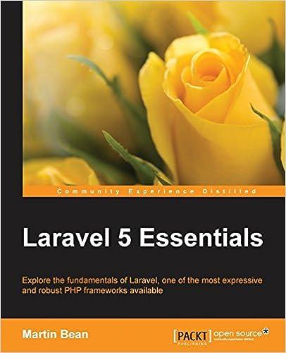 Laravel 5 Essentials Paperback – April 28, 2015