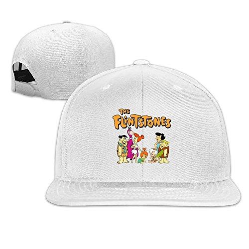 [Unisex The Flintstones Baseball Cap] (Wilma Flintstone Earrings)