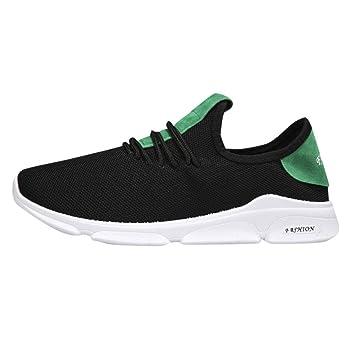 Zapatillas Hombres, zapatillas zapatos hombre, fitness para hombre, Gym Sport zapatillas winwintom Hombres Joven Casual Zapatillas Deporte Correr ...