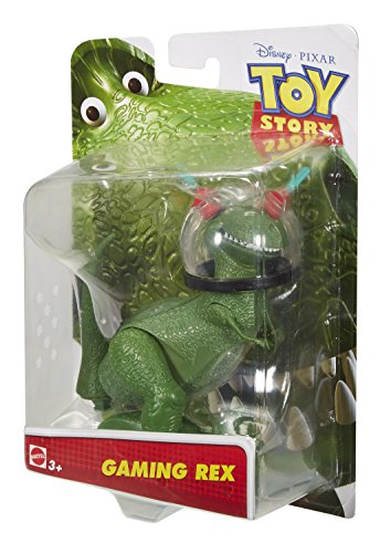 Disney/Pixar Toy Story 4″ Gaming Rex Figure