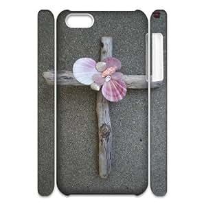 LJF phone case C-EUR Diy 3D Case Jesus Christ Cross for iphone 4/4s