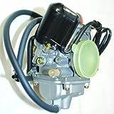 Caltric CARBURETOR FITS ETON YUKON CXL150 CXL-150 CXL 150 150cc Quad Four Wheeler 4 Stroke ATV ZZP-675931 NEW - Caltric Brand Product