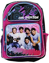 One Direction Backpack - 1d 16 Backpack - BRAND NEW